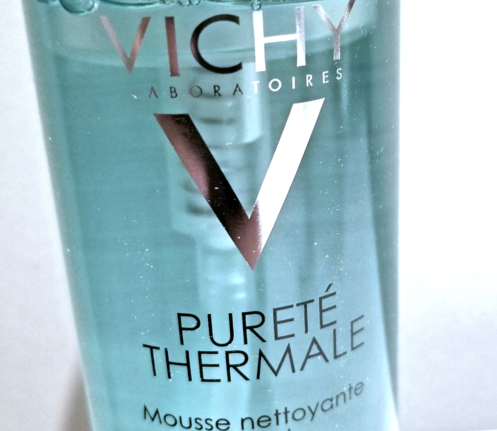 Vichy Purete Thermale Purifying Foaming Cleanser Melissas Musings Jill Beauty Cleansing Foam